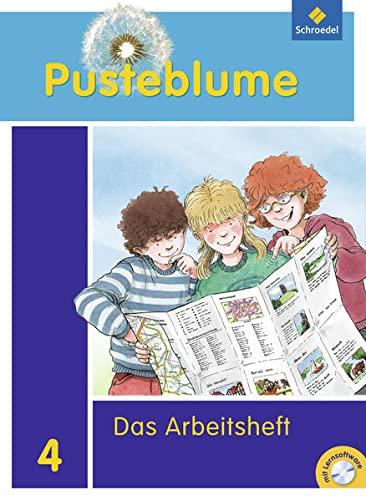 9783507462915: Pusteblume. Das Sachbuch 4. Arbeitsheft. Rheinland-Pfalz: Ausgabe 2011. Mit Lernsoftware + FIT MIT