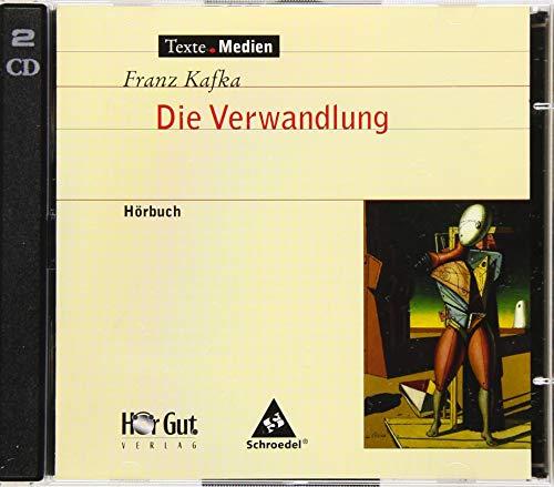 Die Verwandlung und andere Erzählungen. 2 Audio-CD: Texte.Medien - Hörbuch: Franz Kafka