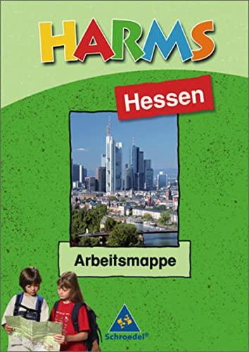 9783507505506: Harms Arbeitsmappe. Hessen