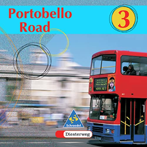 9783507715639: Portobello Road, 1 Audio-CD
