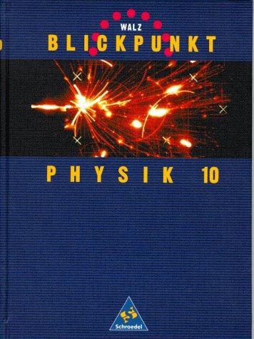 9783507761476: Blickpunkt Physik 3 Arbeitsbuch + Lösungen 3