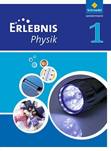 9783507774117: Erlebnis Physik 1. Schülerband. Hessen: Ausgabe 2011