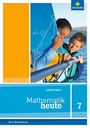 Mathematik heute 7. Arbeitsheft mit Losungen. Berlin