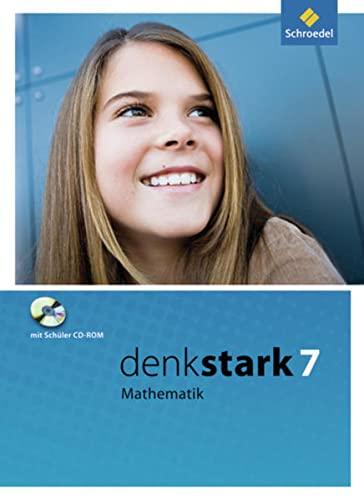 9783507847576: Denkstark Mathematik 7. Schülerband mit CD-ROM. Hauptschule. Nordrhein-Westfalen