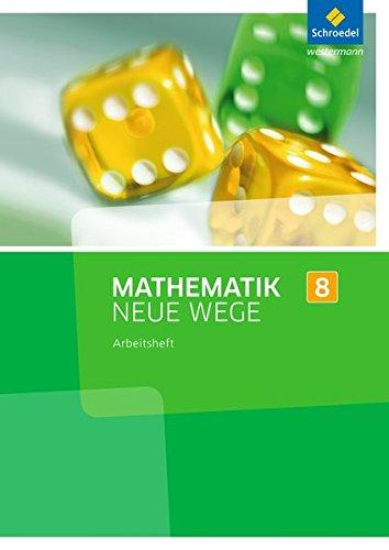 Mathematik Neue Wege 8. Sekundarstufe 1. Nordrhein-Westfalen