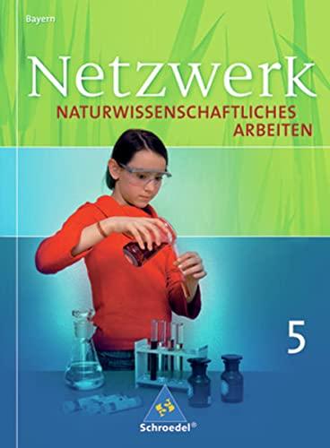 9783507865334: Netzwerk Naturwissenschaftliches Arbeiten 5. Sch�lerband