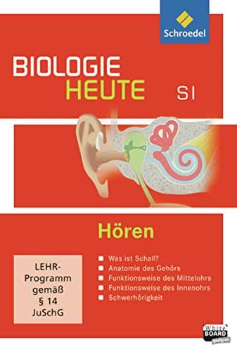 Biologie heute entdecken. Hören. CD-ROM