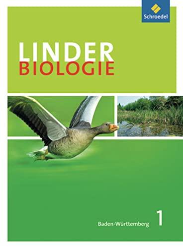 LINDER Biologie SI: LINDER Biologie 1. Schülerband.: Wolfgang Jungbauer