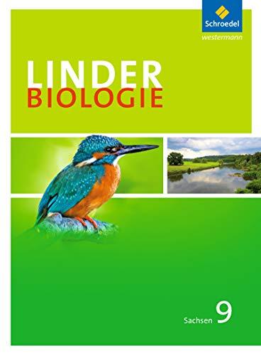 9783507869080: LINDER Biologie 9. Schülerband. Sachsen