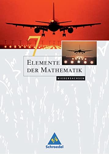 9783507872073: Elemente der Mathematik 7. Sekundarstufe 1. Niedersachsen: Passend zu den Curricularen Vorgaben