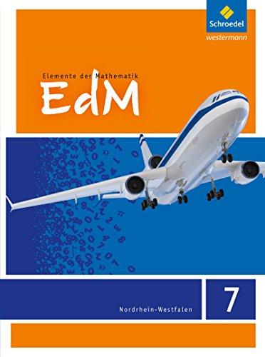 9783507874442: Elemente der Mathematik SI - Ausgabe 2012 für Nordrhein-Westfalen: Schülerband 7