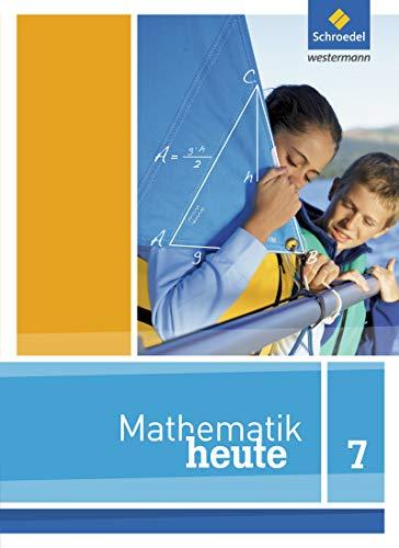 9783507877535: Mathe heute 7. Schülerband. Nordrhein-Westfalen