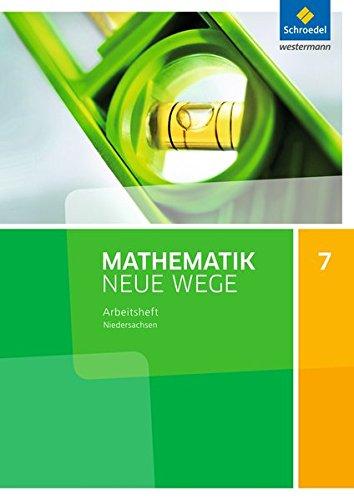 Mathematik Neue Wege 7. Arbeitsheft. Sekundarstufe 1.