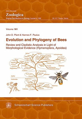 Evolution and Phylogeny of Bees: John D. Plant