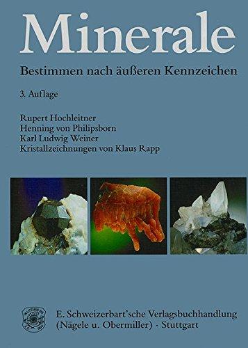 Minerale: Rupert Hochleitner