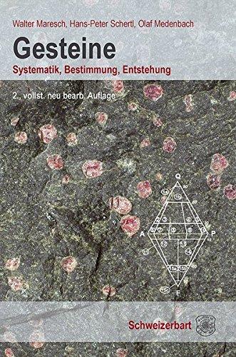 9783510652853: Gesteine: Systematik, Bestimmung, Entstehung