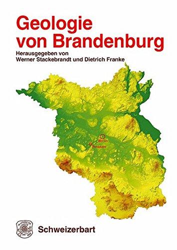 Geologie von Brandenburg: Werner Stackebrandt