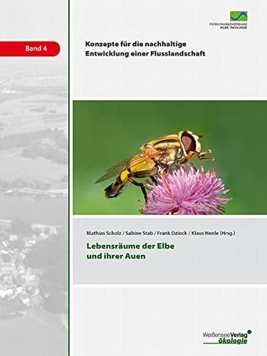 Lebensräume der Elbe und ihrer Auen: Mathias Scholz