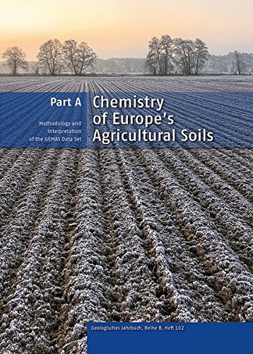 Chemistry of Europe's Agricultural Soils, Part A: Clemens Reimann