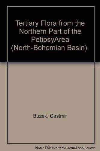 9783510991037: Tertiary Flora from the Northern Part of the PetipsyArea (North-Bohemian Basin).