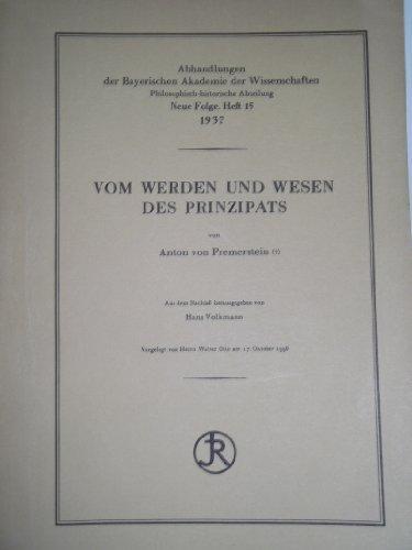 Monumentum Antiocenum : die neugefundene Aufzeichung der Res gestae divi Augusti im pisidischen ...