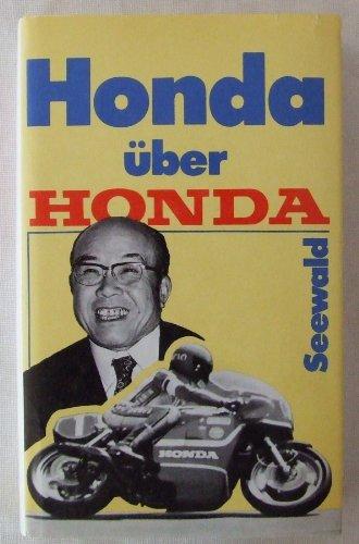 9783512005824: Honda �ber Honda