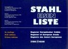 9783514006003: Stahl Eisen Liste: Register of European Steels