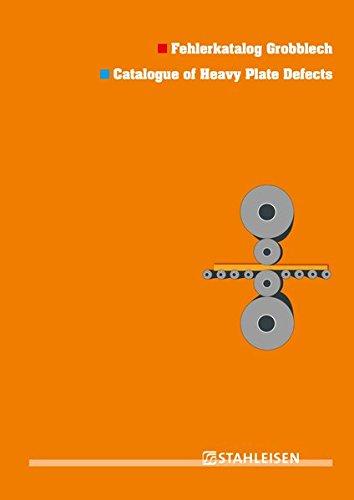 9783514008182: Fehlerkatalog Grobblech / Catalogue of Heavy Plates Defects
