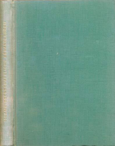 Islamwissenschaftliche Abhandlungen: Fritz Meier zum 60. Geburtstag: Gramlich, Richard (ed.)
