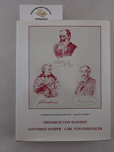 9783515024839: Die Bauten und ihre Architekten (Die Wiener Ringstrasse)