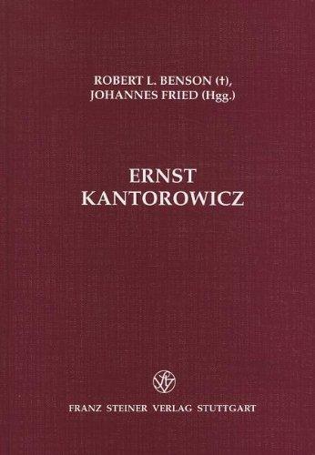 9783515069595: Ernst Kantorowicz (Frankfurter Historische Abhandlungen) (German and English Edition)