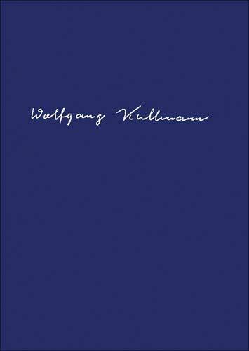 9783515069878: Beitrage zur antiken Philosophie: Festschrift fuer Wolfgang Kullmann (German Edition)