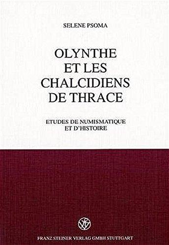 9783515075381: Olynthe Et Les Chalcidies De Thrace