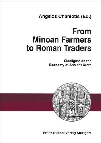 9783515076210: From Minoan Farmers to Roman Traders (Heidelberger Althistorische Beitrage Und Epigraphische Studien)