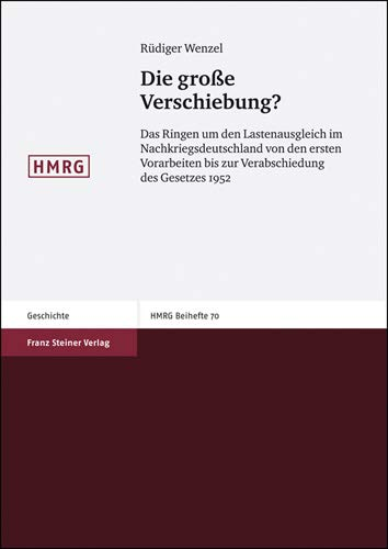 Die große Verschiebung?: Rüdiger Wenzel