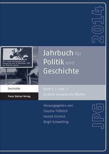 Jahrbuch für Politik und Geschichte 5 (2014): Claudia Fröhlich