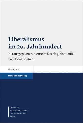 9783515110723: Liberalismus im 20. Jahrhundert