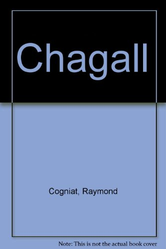 Chagall [Relié]: Raymond Cogniat