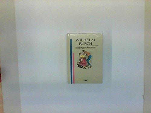 Wilhelm Busch ein Album Sammlung lustiger Bildergeschichten für die Jugend alles in Farbe mit ...