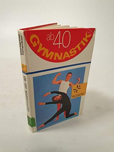 9783517003948: Gymnastik ab 40