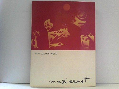 9783517004471: Max Ernst