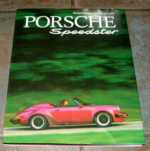 9783517012247: Porsche Speedster. Eine ewig junge Idee. Engl. /Dt.