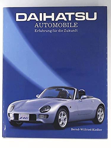 9783517012254: Daihatsu Automobile
