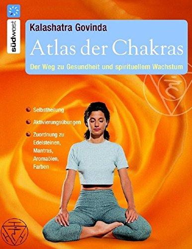 9783517069487: Atlas der Chakras