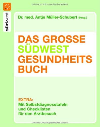 9783517069692: Das große Südwest Gesundheitsbuch