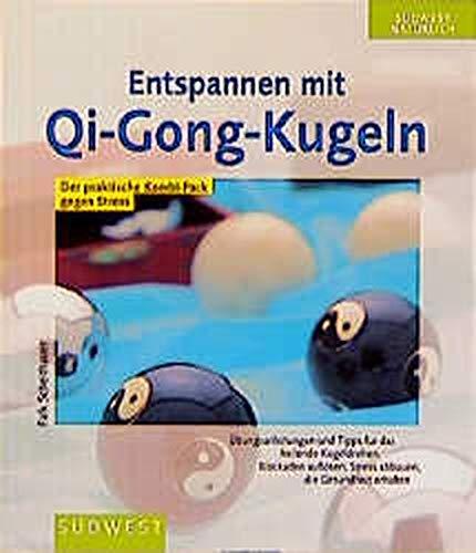9783517078076: Entspannen mit Qi- Gong- Kugeln. Kombi- Pack.