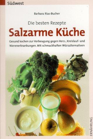 9783517080246: Salzarme Küche. Die besten Rezepte
