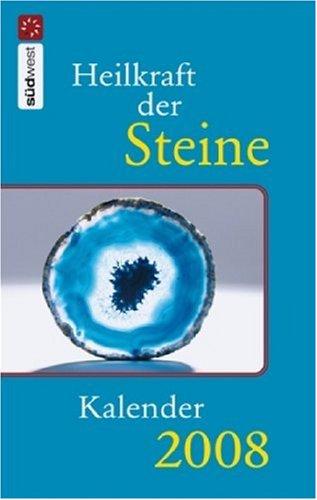 9783517083209: Heilkraft der Steine 2008