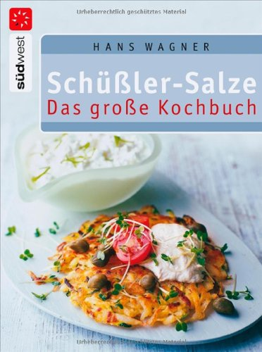 9783517084374: Schüßler-Salze - Das große Kochbuch