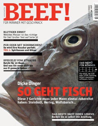 SÜDWEST VERLAG - BEEF! - Für Männer mit Geschmack: Ausgabe 1/2011
